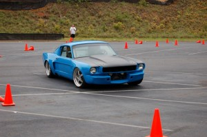 Budget Pro-Touring Mustang cuttin' cones