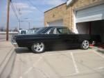 1965 Mercury Comet Pro-Touring Build