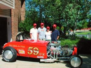 Volk Bros 1929 Record Breaking Roadster