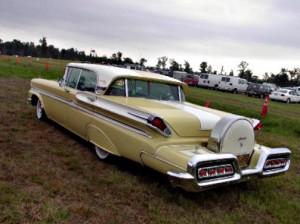 1958 Mercury Turnpike