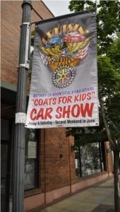 """Coats For Kids"" Car Show-Bountiful, Utah"