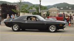 """This Challenger had the license plate """"Vanish"""" COOL!"""