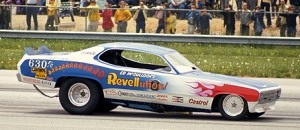 """The """"Ace"""" and the Whipple """"Revell""""ution Funny Car"""