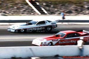 "1980's ""Budweiser King"" Funny Car"