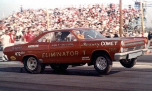 """Dyno"" Don's Mercury Comet was one of the first Funny Cars"