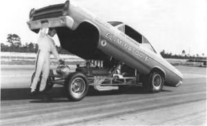 Dyno Don Comet Funny Car