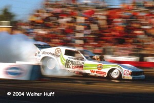 John Force early 1980's Funny Car