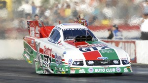 John Force Castrol GTX Funny Car