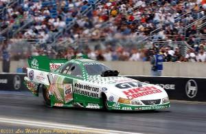 John Force Castrol GTX-Ron Capps Top 5 Funny Cars