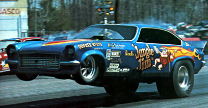 Jungle Jim Liberman nostalgia funny car
