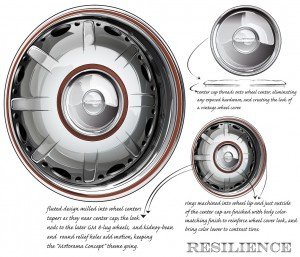 "Project ""Resilience' Wheel Concept Drawing"