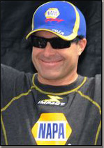 Drag Racing Funny Car Driver - Ron Capps