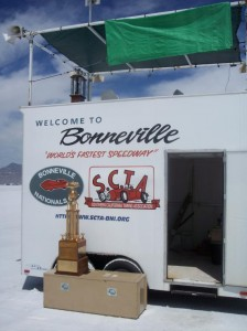 Bonneville Salt Flats Speedweek