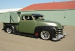 Dan Bartlettt 1952 Chevy Pickup