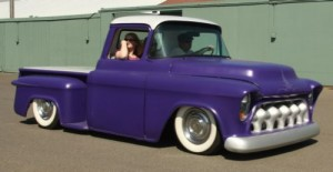 Jason Kretlon 55 Chevy Pickup