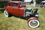 Mike Thompson 1932 Ford