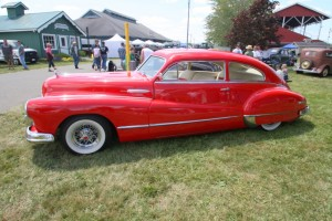 Reverand Dave's 47 Buick Big Block Chevy
