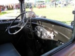 1934 Ford Hotrod Pickup Interior
