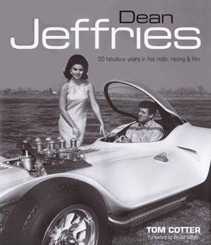 43e salon auto-sport Québec Dean-jeffries-book