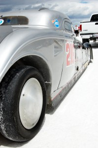 Bonneville Coupe - Veteran racer dies in a crash
