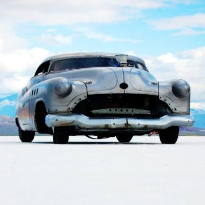 Bonneville 1952 Buick Super Riviera
