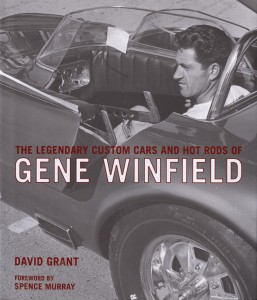 Gene Winfield Hot Rod and Custom Car Book