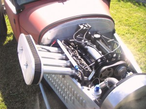 Hilborn Injected 2.0L Ford ZETEC powered 1929 Ford Roadster
