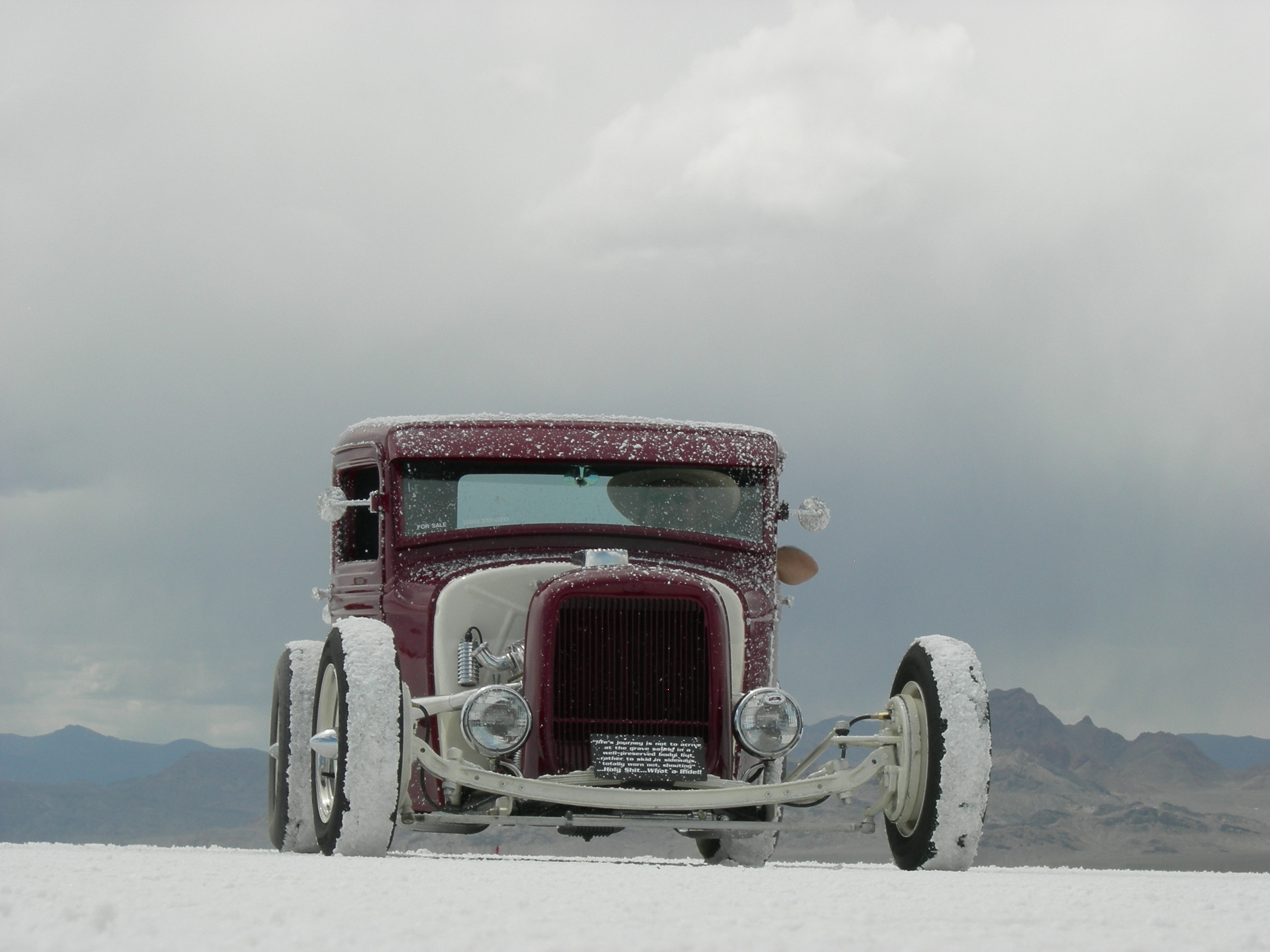 Jerry's 1933 Ford Pickup hot rod