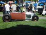 Lakes Modified Ford roadster at the LA Roadster Show