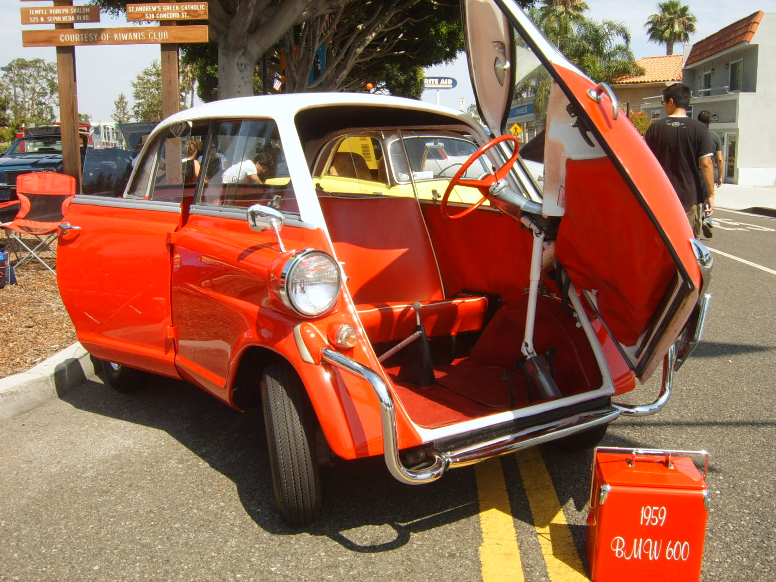 1959 BMW 600 at 8th Annual