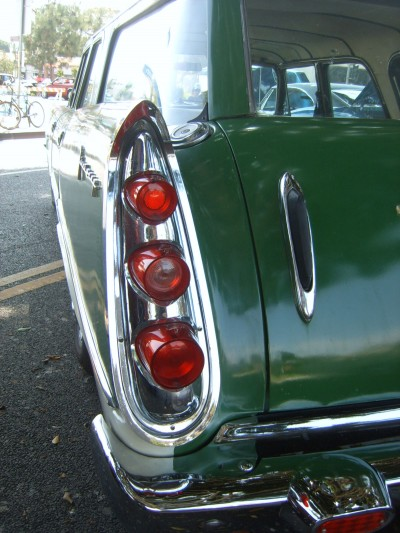 1957 DeSoto Wagon taillight