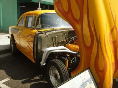 1955 Chevy Gasser