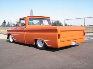 1966 Chevrolet C10 Pickup hot rod, 1960s chevy pickup trucks