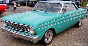 Sweet Ford Falcon Sprint muscle car style