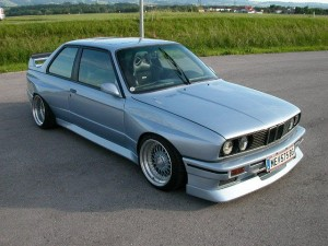 Gorgeous E30 M3 and BBS wheels