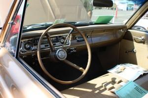 Ford falcon 1965 Falcon Wagon restored bone stocker dash