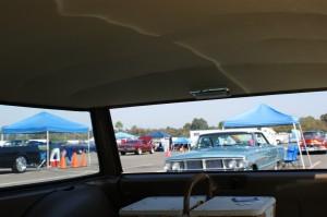 1965 Falcon Wagon restored bone stocker rare factory cargo light