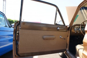 Ford Falcon 1965 Falcon Wagon restored bone stocker - plain door panels