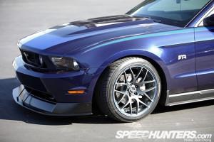 Vaughn Gittin JR's 2010 Mustang GT RTR