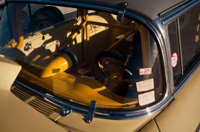 Yellow cockpit