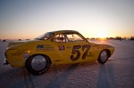 Sunrising on the little Ghia that could