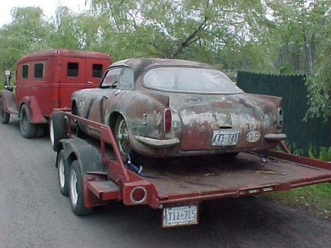 Bringatrailer.com, Barn Find, car classifieds, classics, internet barn find,