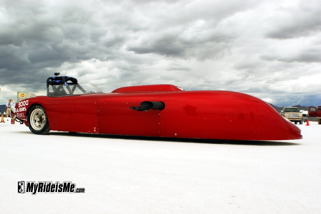 Land Speed Hot rod from Tucson