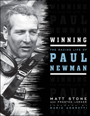 book review quotwinning the racing life of paul newman