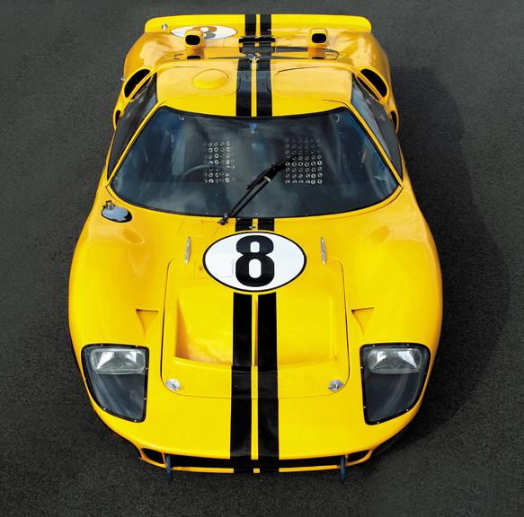 Top 25 Legendary Race Cars of All Time | MyRideisMe.com