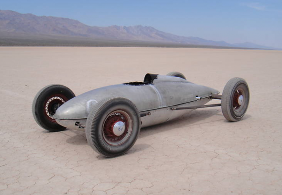 1948 Bellytank Lakester SCTA Bonneville Race Car For Sale