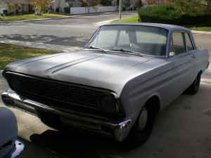 "The 1964-65 Ford Falcon is my latest ""Car of the Week"""
