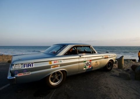 Hot Rod Ramblings Ford Falcon Is Car Of The Week on 1963 ford falcon sprint v8