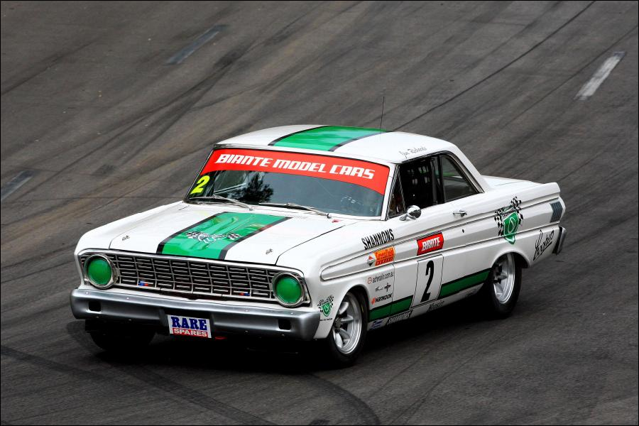 Road race Falcon is inspiration for the Car of the Week