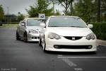 Jose and Igor's RSX's pose together